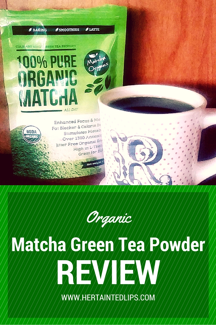 Matcha green tea reviews